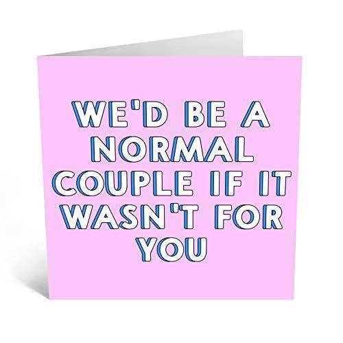 Central 23 - Divertidas tarjetas de aniversario para ella - 'We 'd...