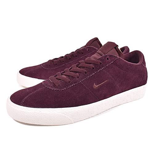 Nike SB Zoom Bruin, Scarpe da Skateboard Unisex-Adulto, Multicolore (Burgundy Crush/Burgundy Crush/Phantom 600), 45 EU