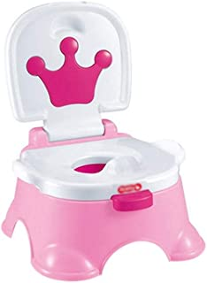 rosa BABYLON Vasino per bambini Duet Vasino per bambini wc colore