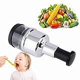 SmartRing Aggiornato multifunzionale tritacarne manuale taglierina verdure bambino integratore cucina veloce taglierina verdure sicurezza e igiene