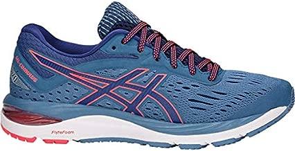 ASICS Women's Gel-Cumulus 20 Running Shoes, 7.5W, Azure/Blue Print
