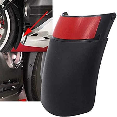 Front Extender Hugger//Front Mudguard Extension fit for Honda NC700S NC700X NC750S NC750X 2012-2017 Motorcycle Front Mudguard
