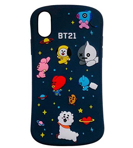 TopFunny Cases for iPhone SE 2020 iPhone 8 Case Silicone iPhone 7 Case 3D Cute Cartoon Design Soft TPU Slim Fit Rubber Bumper Cover Shockproof Case Compatible with Apple iPhone SE2/ 8/7 4.7' Navy