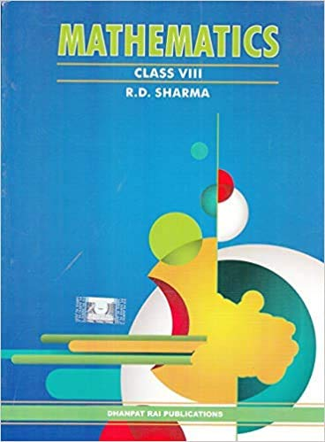 RD Class 8 (2021-22) Mathematics