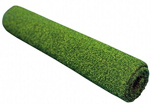 Kids Globe 571996 Gazon Artificiel pour Jeu (décoration de pamp, pelouse, Herbe, Wiese, sur Rouleau, Design véritable, Taille 50 x 71,4 x 0,5 cm) Vert