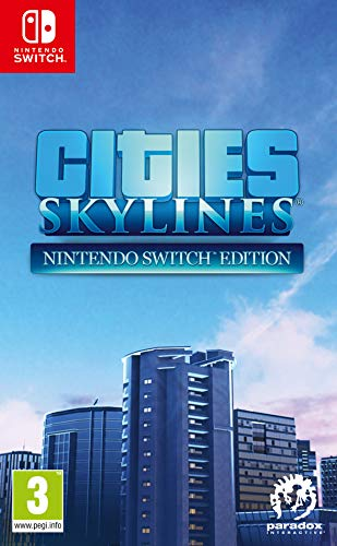 Cities Skylines - - Nintendo Switch