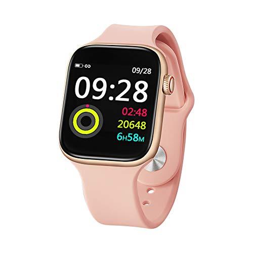 Usexl Full Touch Screen Nieuwe W4 Smart Armband Horloge Health Horloge Bloed Zuurstof Bloeddruk Smartwatch (??)