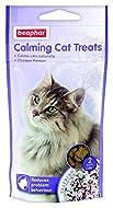 3 X Calming Cat Treats, 35 g