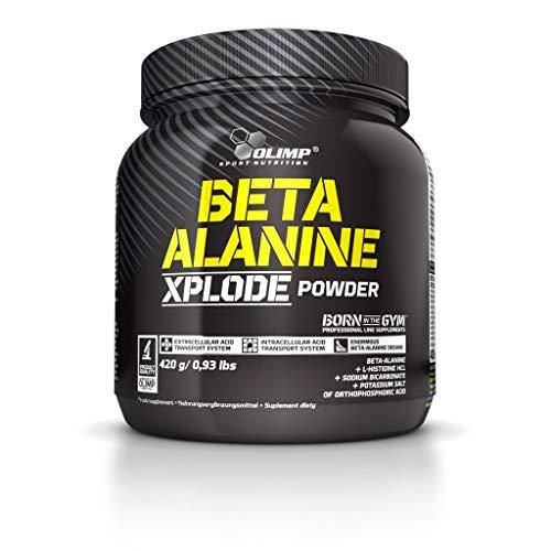 2 x Olimp Beta Alanine Xplode, 420g Dose (2er Pack)