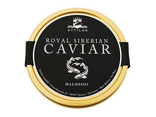 Attilus Kaviar Royal Siberian Caviar (125g)