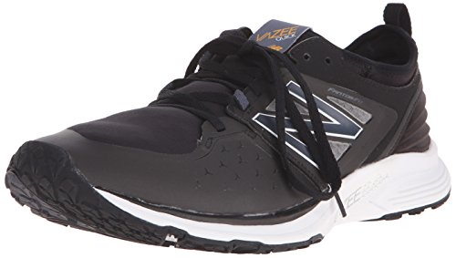 New Balance Men's Vazee Quick V1 Cross Trainer, Black/White, 10 D - Medium