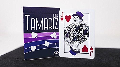 SOLOMAGIA Mazzo di Carte Juan Tamariz Playing Cards with Collaboration of Dani DaOritz And Jack Nobile