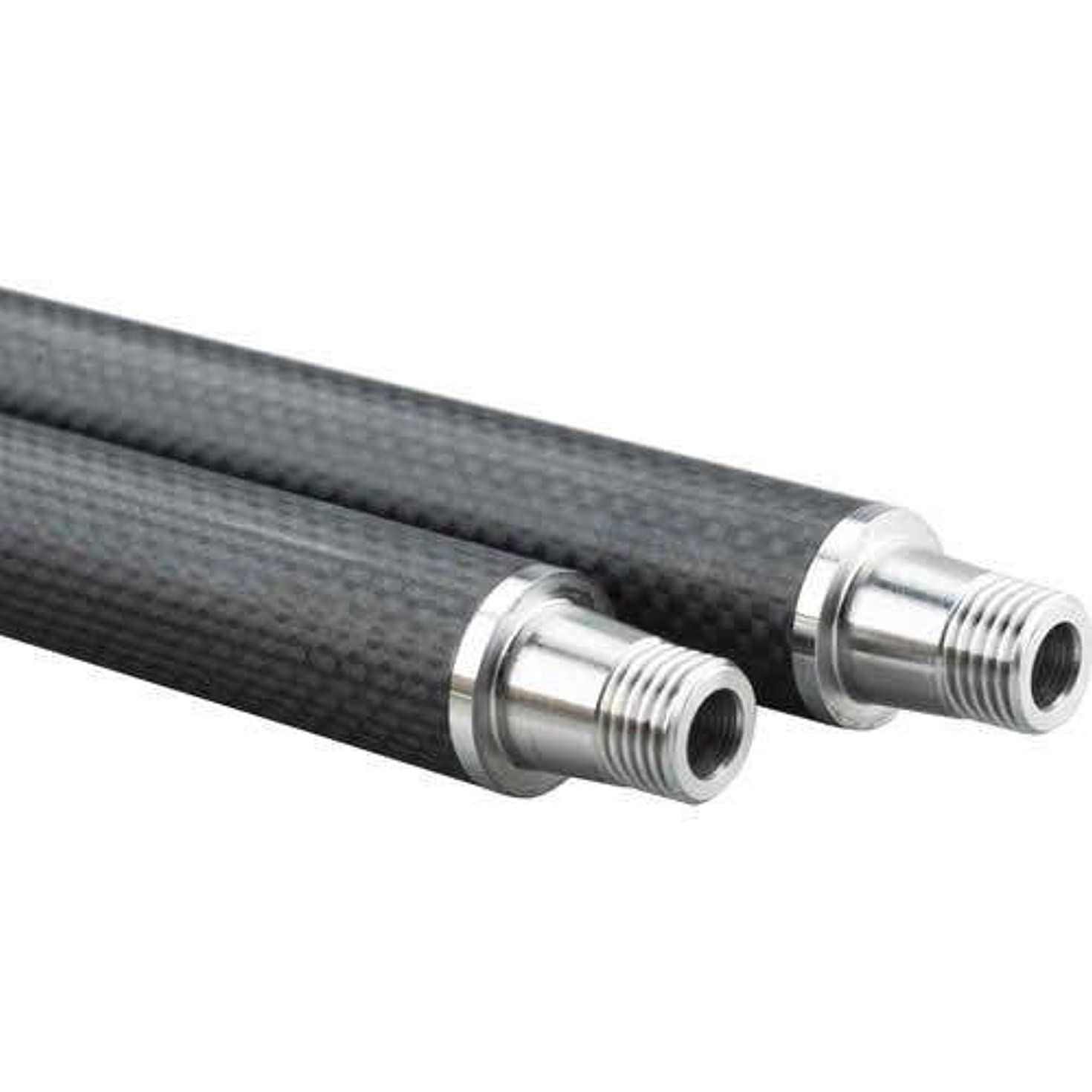 IFOOTAGE 6' Smooth & Light Carbon Fiber Extension Tube for S1 Shark Slider, 2-Pack