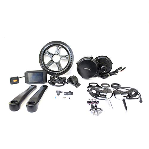 Electric Bicycle Conversion Kits Bafang 48V 1000W 8fun BBSHD Mid Drive Electric Mountain Bike