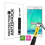 Protector de Pantalla Anti-Shock Anti-Golpe Anti-arañazos Compatible con Coolpad Tiptop N1S