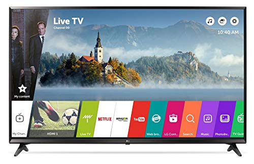 LG 43UJ630V 43 inch 4K Ultra HD HDR Smart LED TV...