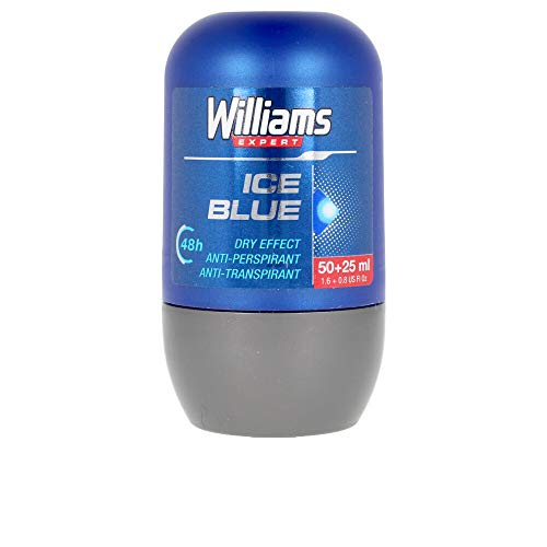 Williams Ice Blue Deo Roll-On 75 Ml - 75 ml.
