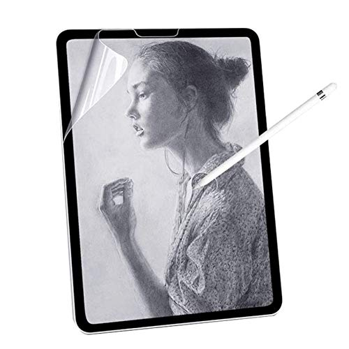 BHPP KPBHD Paper Like Screen Protector Film Matte PET Painting Write For Apple IPad 9.7 Air 2 3 4 10.5 10.9 2020 Pro 11 10.2 7th 8th Gen (Color : For iPad mini 1 2 3)