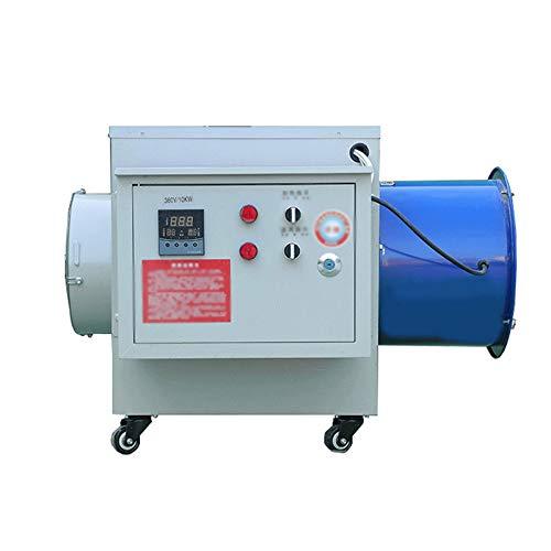 Zzmop Riscaldatori Industriali,Termoventilatore a Tamburo Commerciale,Termostato per Riscaldamento Elettrico,per Garage, Capannone,Ampi Spazi Interni.