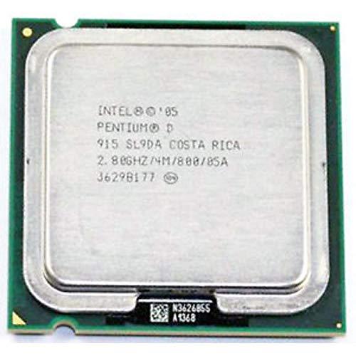 Intel PROCESADOR PENTIUM D 915 2.8GHZ Usado