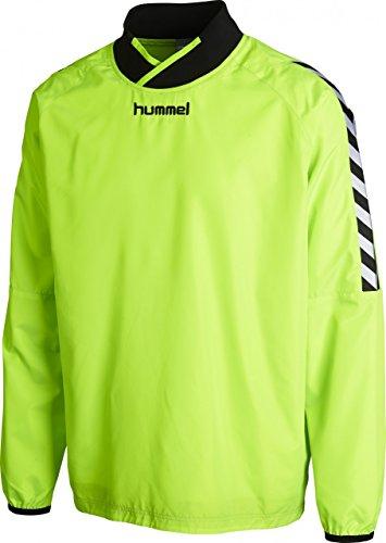 Hummel STAY AUTHENTIC WINDBREAKER - GREEN GECKO, Größe:152