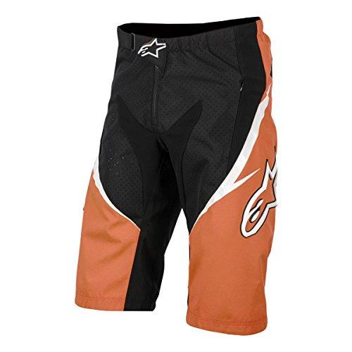 Pantaloni Corti Mtb Alpinestars 2015 Sight Spicy Arancio (30 Vita = Eu 44 , Arancio)