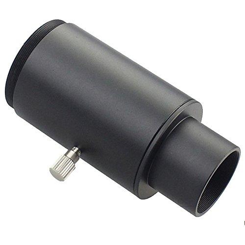 solomark 1.25universal para cámara adaptador de tubo de extensión–Conexión de telescopio a un DSLR o una cámara sin espejo para ocular de fotografía