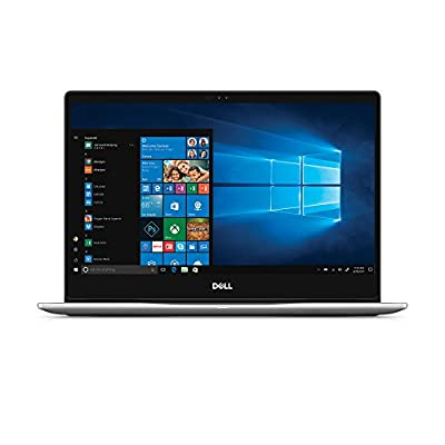 Dell i7370-5732SLV-PUS Inspiron Touch Display Laptop, Platinum Silver