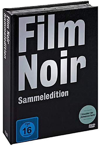 Film Noir Sammeledition 7 Klassiker der Schwarzen Serie