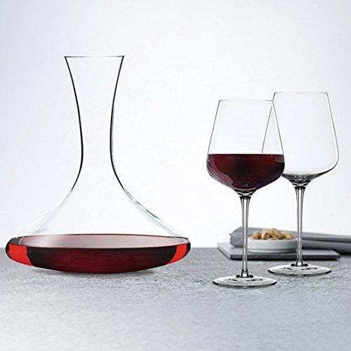 Spiegelau Toscana Dekantierset: 2 Bordeauxgläser + 1 Dekanter 1,5 l