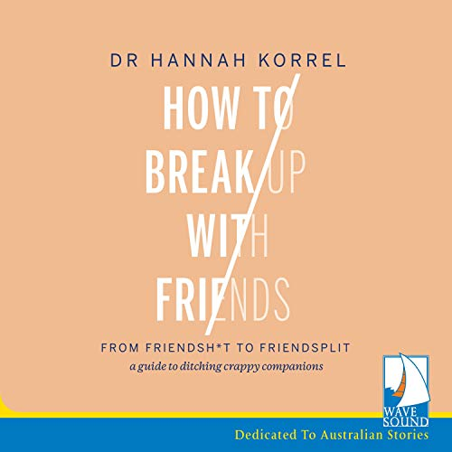 How to Break Up with Friends cover art
