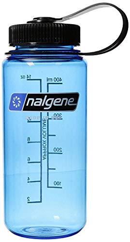 Nalgene Tritan Wide Mouth Bottle 32 oz Blue w black