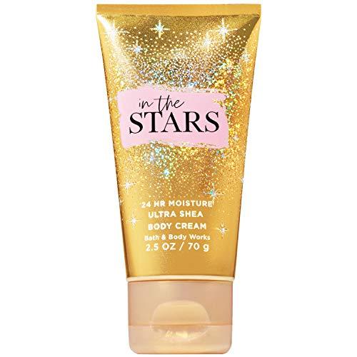 Bath and Body Works IN THE STARS Travel Size Ultra Shea Body Cream 2.5 oz / 70 g