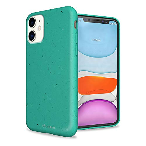 i-Paint - Funda Protectora ecológica para iPhone 11 de 6,1