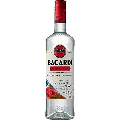 6 Flaschen Bacardi Razz 32% Vol. a 0,7L Flavored Himbeer