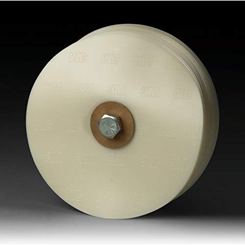 Scotch-Brite Large Area Stripe Removal Disc - Large Eraser Wheel - Removes Vinyl Decals, Graphics...