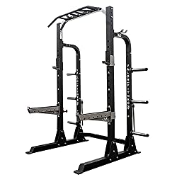 Most durable squat rack with pull up bar