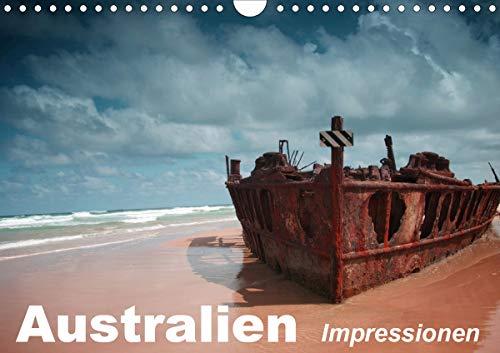 Australien • Impressionen (Wandkalender 2021 DIN A4 quer)
