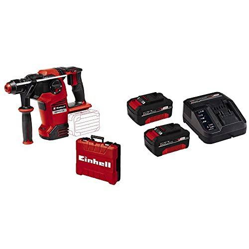 Einhell Martillo perforador con batería HEROCCO 36/28 Power X-Change + Einhell PXC-Kit Inicio PXC 18V 2x3.0 Ah