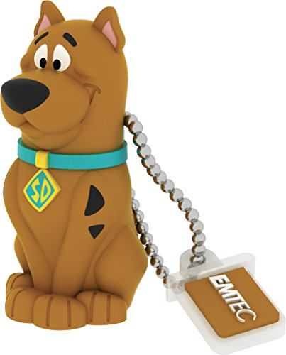 Emtec 16 GB HB Scooby DOO 16 GB USB 2.0 Type Multi USB Flash Drive