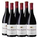 Vino tinto Martelo Reserva de 75 cl - D.O. La Rioja - Bodegas Torre de Oña (Pack de 6 botellas)