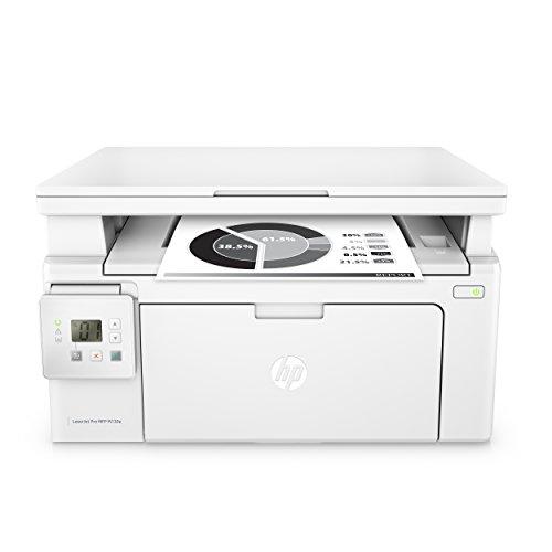 HP LaserJet Pro M130a Laser Multifunktionsdrucker (Schwarzweiß Drucker, Scanner, Kopierer, USB) weiß