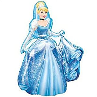 Cinderella Airwalker Balloon 30 x 48in