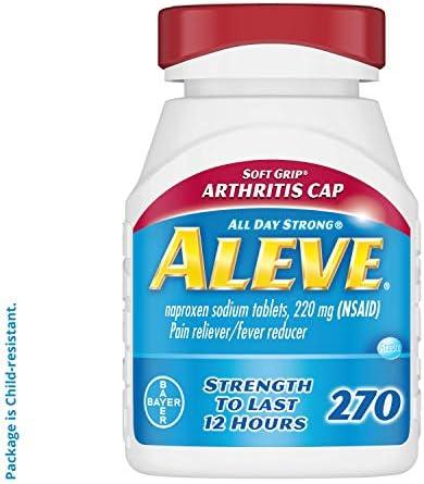 Top 10 Best alieve pain relief Reviews