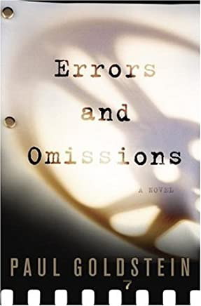 Errors and Omissions by Paul Goldstein (11-Jul-2006) Hardcover