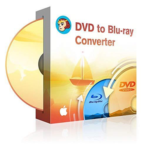 DVD to Blu-Ray Converter Vollversion MAC-Lebenslange Lizenz (Product Keycard ohne Datenträger)