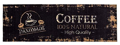 ASTRA Küchenmatte Kaffee Küchenteppich Teppichläufer Küche Läufer Teppich Küchenläufer Vorleger