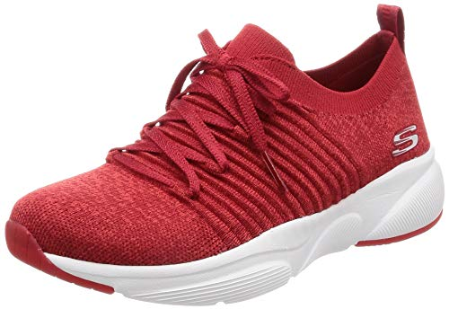 Skechers Damen Sneaker Meridan 13024/RED rot 669705