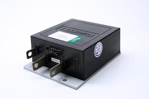 GolfRama, Golf Cart Controller 25864G09, 36 36v Electronic Speed Controller For E-Z-GO Medalist & TXT Models 36-Volt...