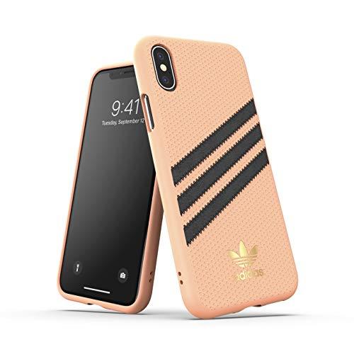 Adidas 3 Stripes Samba Apple iPhone XS/X Pink
